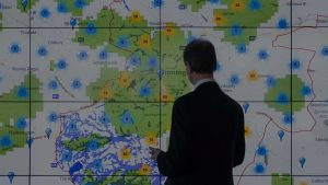 FloodMap Live system being piloted with UK Cabinet Office