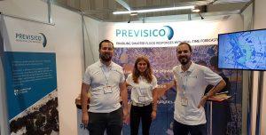 Previsico make waves at Flood Expo