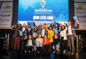 Previsico receives hat-trick of innovation wards at Morningside Arena